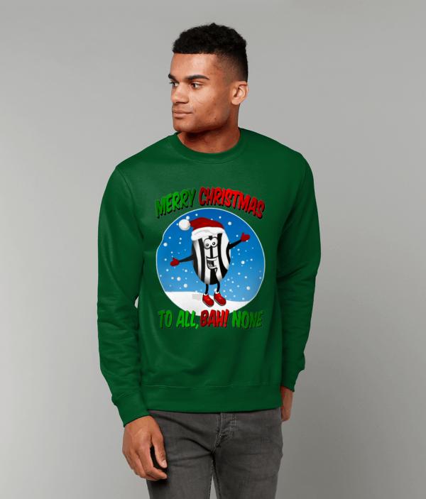 Bah Humbug Sweatshirt mm