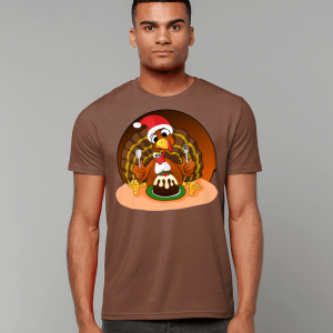 Christmas Turkey T-Shirt