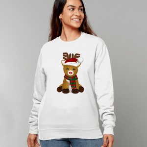 Cute Reindeer Sweatshirt