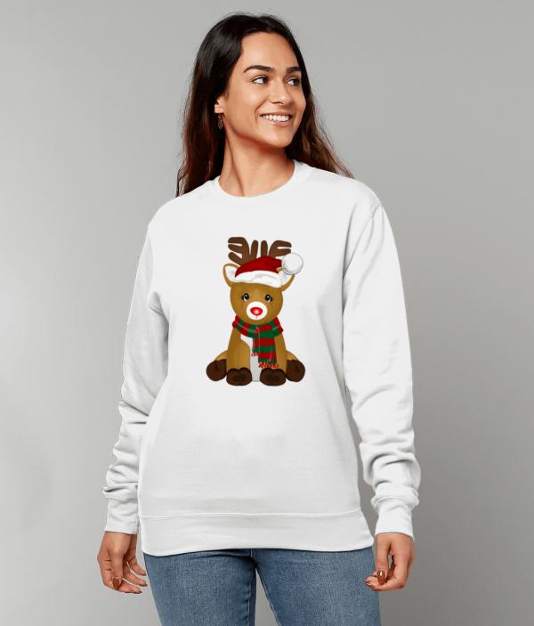 Cute Reindeer Sweatshirt