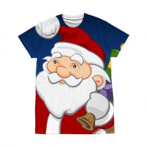 Large Santa T-Shirt