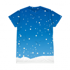 Snowman T-Shirt All-over Print