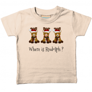 Where is Rudolph Toddler T-Shirt